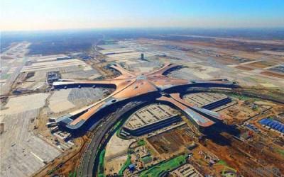 北京大兴国际机场高速公路地下综合管廊