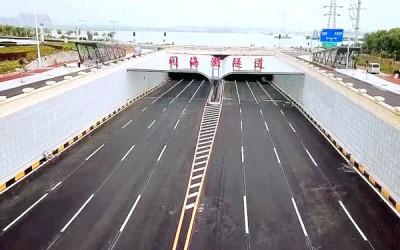 银川沈阳路地下综合管廊